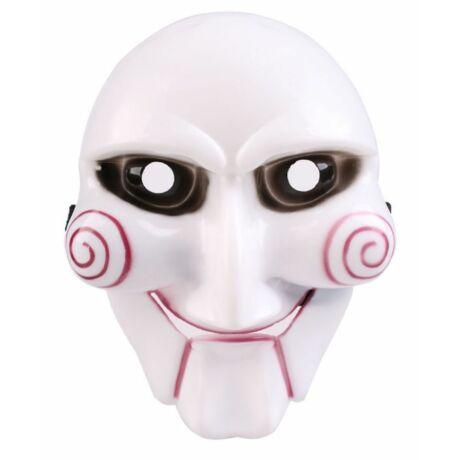 SAW Jigsaw Fűrész halloween farsangi maszk álarc
