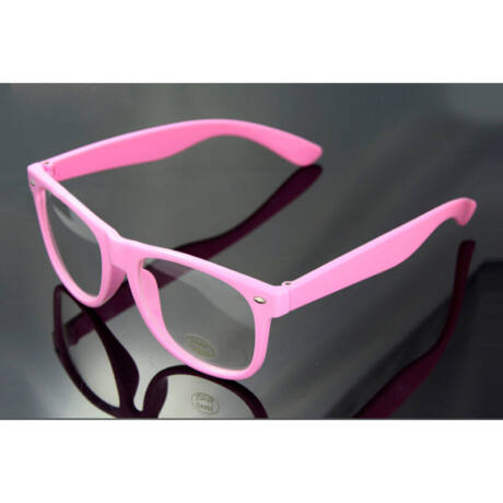nullas nulldioptrias divat szemuveg rozsaszin pink