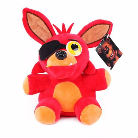 fnaf five nights at freddys pluss figura foxy roka 25cm