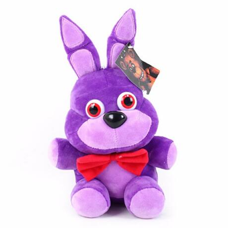 fnaf five nights at freddys pluss figura bonnie lila nyul 25cm 527