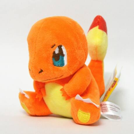 Pokemon plüss - Charmander