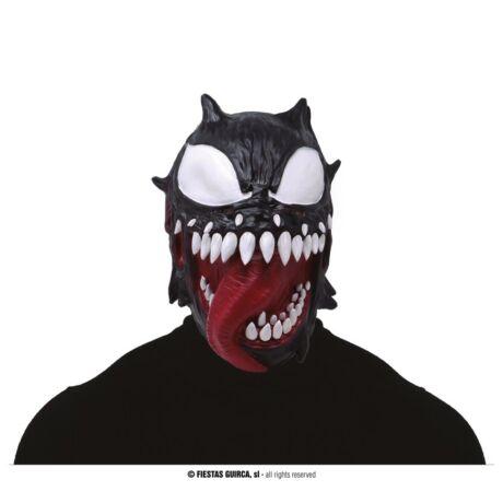Halloween farsangi jelmez kiegészítő - Venom maszk