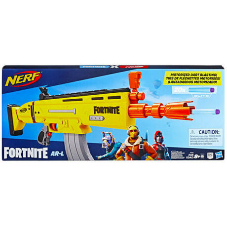 Hasbro NERF Fortnite AR-L szivacslövő játékfegyver
