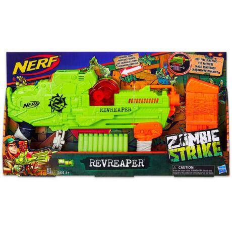 Hasbro NERF Zombie Strike Revreaper szivacslövő fegyver