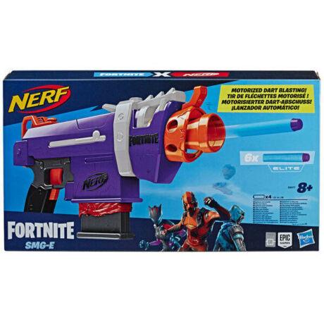Hasbro NERF: Fortnite SMG-E szivacslövő fegyver