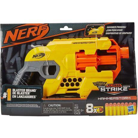Hasbro Nerf Alpha Strike Hammerstorm játékfegyver
