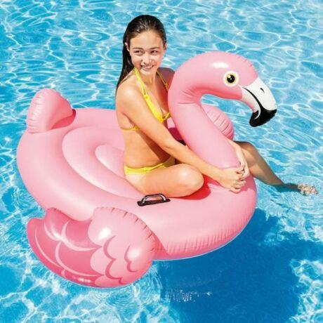Intex Flamingo Ride-On lovagló matrac 142x137x97cm