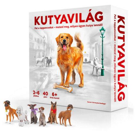 Keller&Mayer Kutyavilág társasjáték
