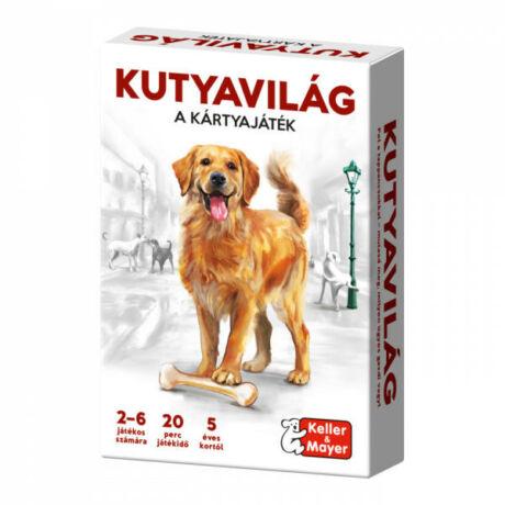 Keller&Mayer Kutyavilág: A kártyajáték, társasjáték