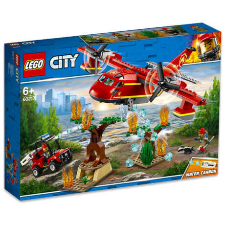 LEGO City 60217 - Tűzoltó repülő