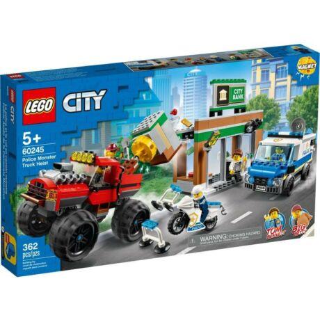 LEGO City 60245 - Rendőrségi teherautós rablás