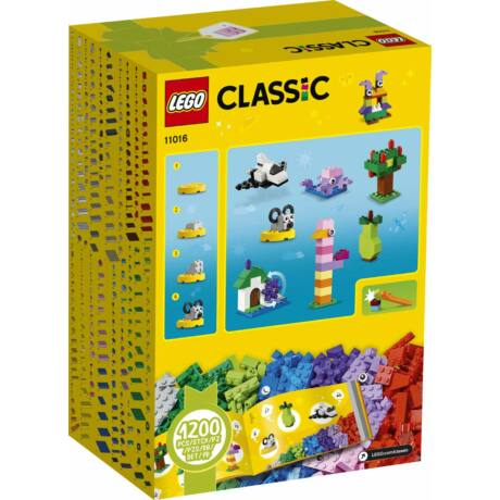 LEGO Classic 11016 - Kreatív építőkockák