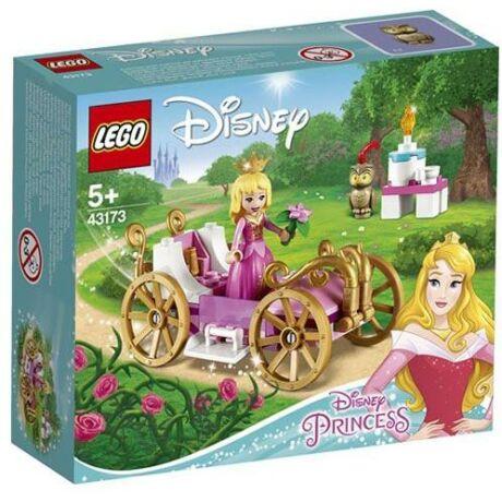 LEGO Disney Princess 43173 - Csipkerózsika királyi hintója
