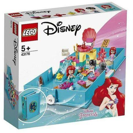 LEGO Disney Princess 43176 - Ariel mesekönyve
