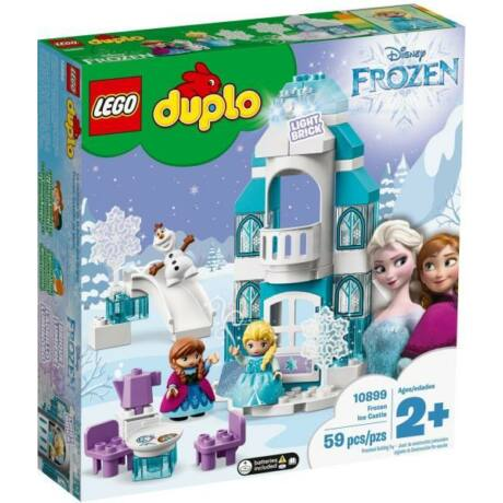 LEGO Duplo 10899 - Jégvarázs Kastély