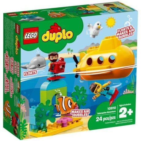 LEGO Duplo 10910 - Tengeralattjárós kalandok