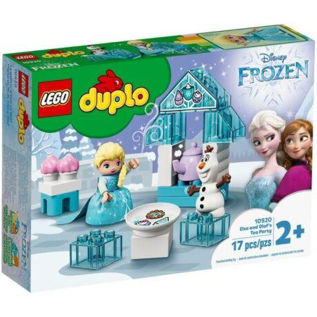 LEGO Duplo 10920 - Elza és Olaf tea partija
