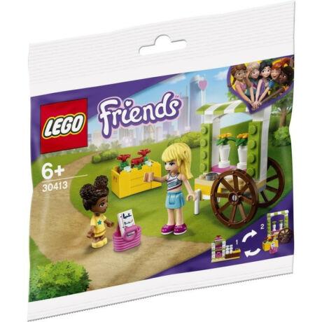 LEGO Friends 30413 - Virágos kocsi