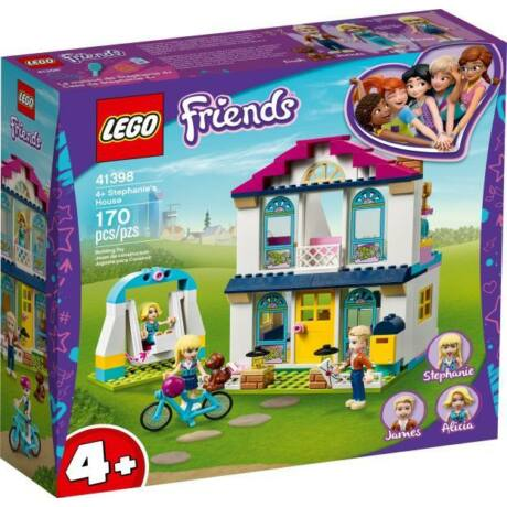 LEGO Friends 41398 - Stephanie háza