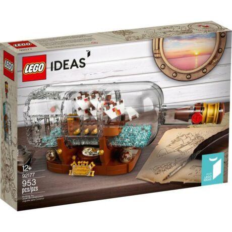 LEGO Ideas 92177 - Hajó a palackban
