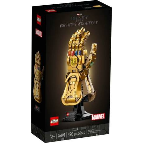 LEGO Marvel 76191 - Végtelen Kesztyű