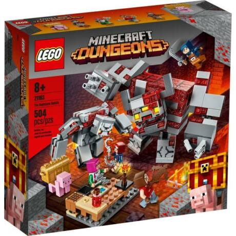 LEGO Minecraft 21163 - A Vöröskő csata
