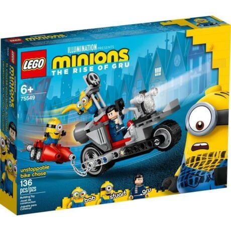 LEGO Minions 75549 - Megállíthatatlan motoros üldözés