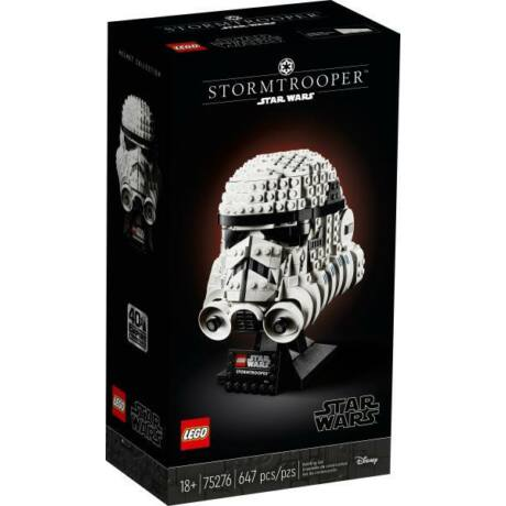 LEGO Star Wars 75276 - Birodalmi rohamosztagos sisak