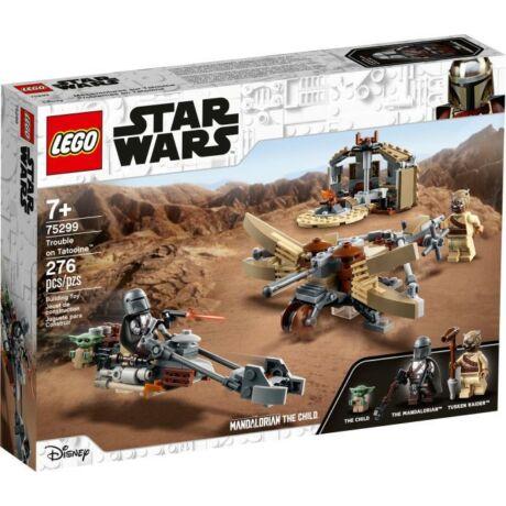 LEGO Star Wars 75299 - Tatooine-i kaland