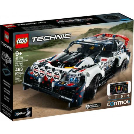 LEGO Technic - Applikációval irányítható Top Gear raliautó
