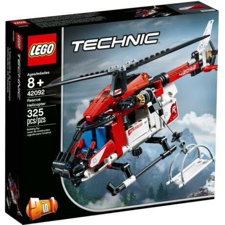 LEGO Technic 42092 - Mentőhelikopter