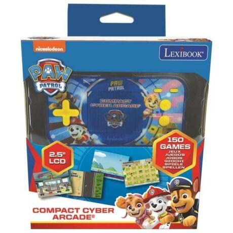 Lexibook Mancs Őrjárat Paw Patrol kézi játékkonzol, 150 játékkal