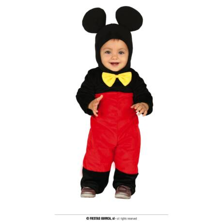 Mickey egér halloween farsangi jelmez szett - gyerek (méret:S)