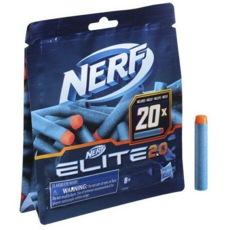 Nerf Elite 2.0 20 db-os Utántöltő Csomag