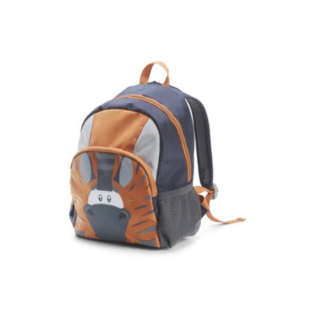 Nomad narancssárga zebra mintás gyerek hátizsák - 18L