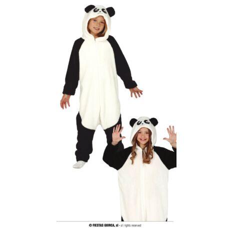 Panda pizsama - gyerek (méret:L)