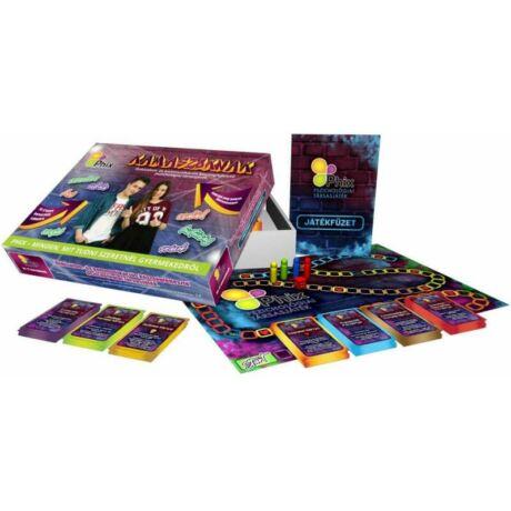 Phix Pszichológiai társasjáték 14-17 éves gyerekek számára