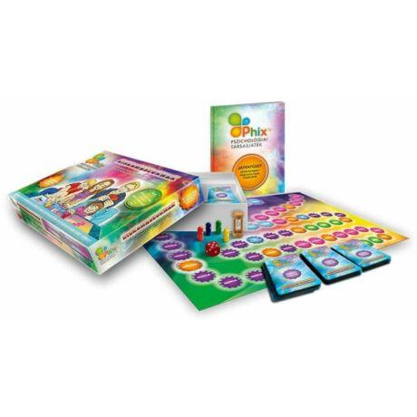 Phix Pszichológiai társasjáték 9-13 éves gyerekek számára