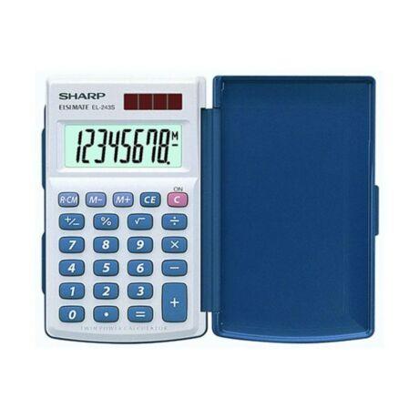 Sharp EL-243S számológép, zsebszámológép