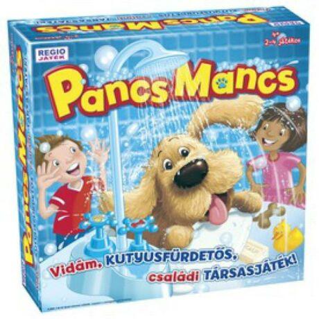 Soggy Doggy Pancs Mancs - vidám kutyusfürdetős családi társasjáték