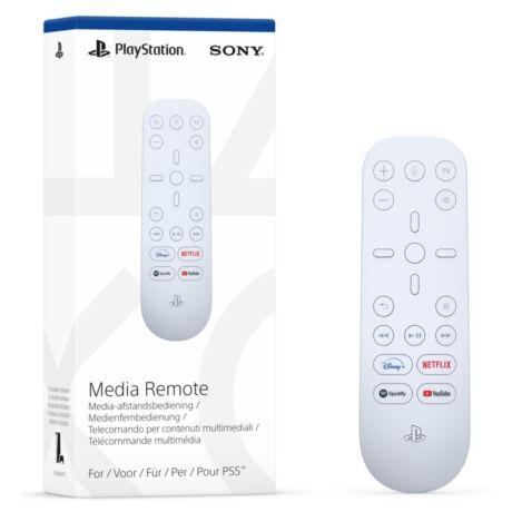 Sony PlayStation 5 (PS5) Media Remote konzol távirányító