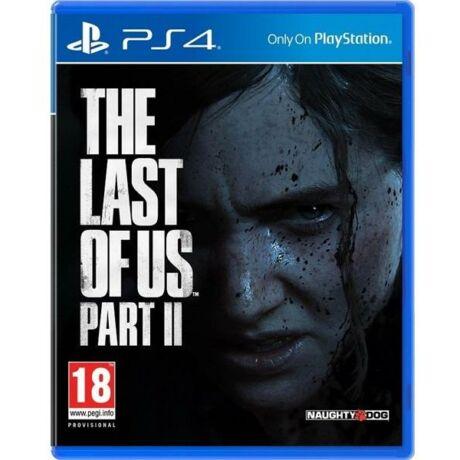 Sony The Last of Us Part II (PS4) játékszoftver
