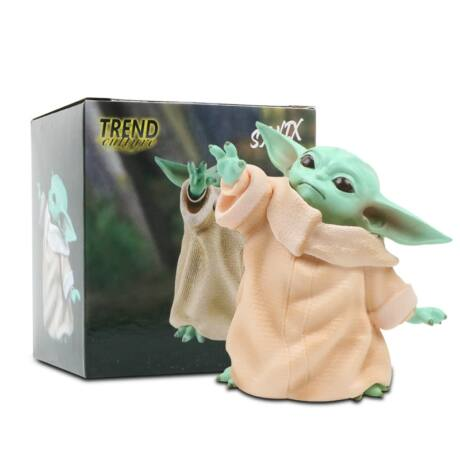 Star Wars The Child Baby Yoda figura - 8cm