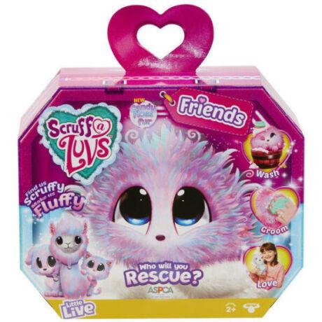 TM Toys Fur Balls Candy Floss - Meglepetés plüss állatka (FUR635CUK) interaktív játék