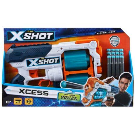 ZURU X-SHOT Xcess TK-12 (36188) szivacslövő játék fegyver