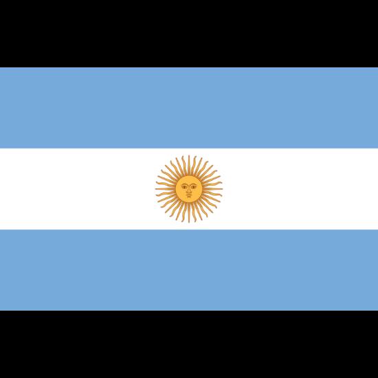 Nemzeti lobogó ország zászló nagy méretű 90x150cm - Argentína, argentín