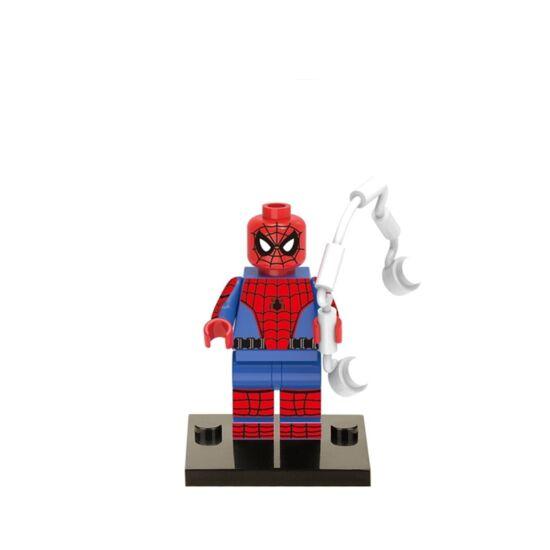 Avengers Bosszúállók építőjáték figura - Spiderman Pókember