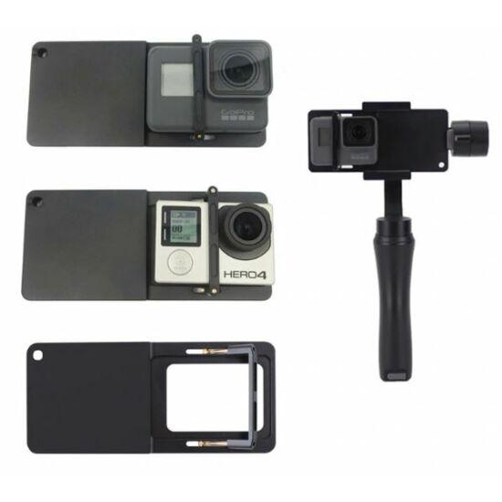 GoPro tartó váz adapter, rögzítő DJI Osmo Mobile eszközhöz