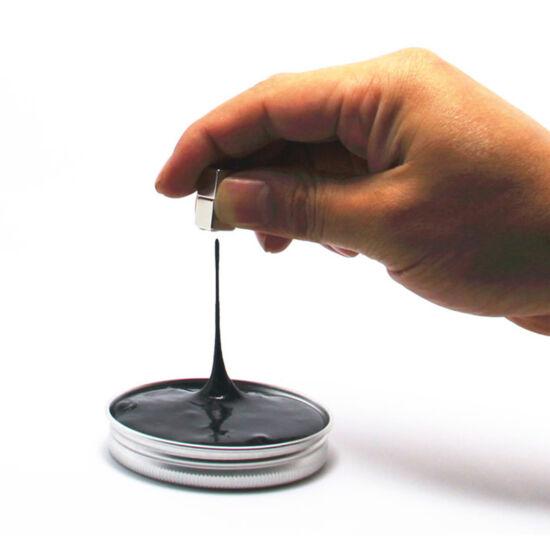 Intelligens mágneses vas ferrofluid gyurma