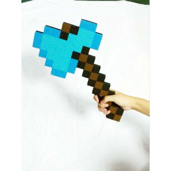 Minecraft nagy szivacs gyémánt fejsze